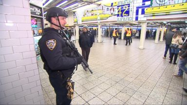 NYPD is taking unprecedented steps to protect Times Square for New Year's Eve