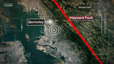A magnitude 4.4 quake jolted the San Francisco Bay area