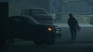 Gunmen storm luxury hotel in Kabul