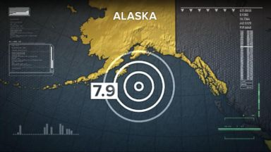 Strong earthquake strikes near Alaska, triggering tsunami warning for hours