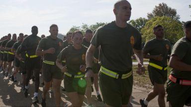 Concerns raised at the Pentagon after workout app's data published online