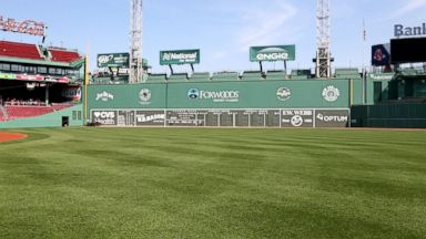 The US paint company behind Fenway Park's 'Green Monster'
