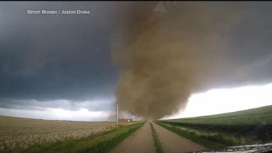 At least 12 Memorial Day twisters reported in northeast Colorado: Officials