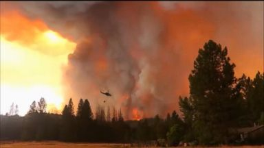 Firefighters trying to contain Ferguson fire, now more than 17,000 acres