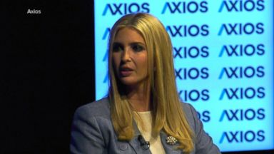 Ivanka Trump: The media is not the enemy of the people
