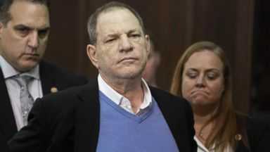 Harvey Weinstein fights back