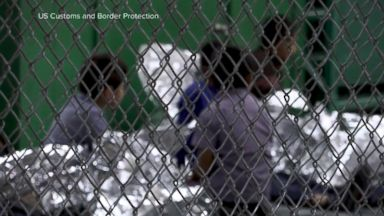 Hundreds of migrant children still in government custody