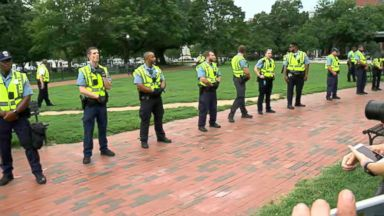 Police brace for chaos as white nationalists march in Washington