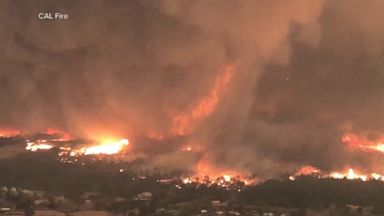 Stunning new video shows Carr Fire in NoCal becoming a tornado