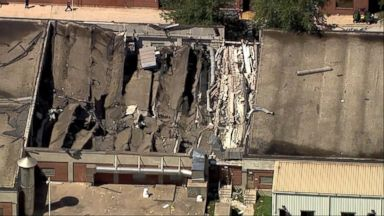 10 workers buried after explosion at Chicago water plant