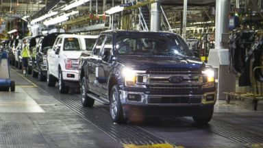Ford recalls more than 1.5M F-150 pickup trucks due to fire concerns