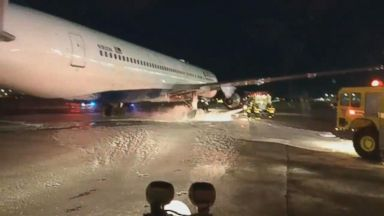 Fire forces Delta flight to abort takeoff in NY