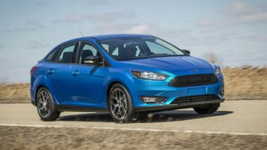 Nearly 1.5M Ford Focus cars recalled due to defective fuel valve