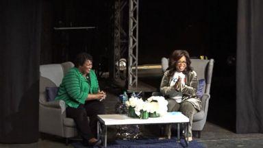 Georgia Democratic gubernatorial nominee gets help from Oprah