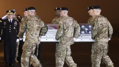 Somber homecoming for Army soldier killed in Afghan insider attack