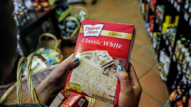 2.5M boxes of cake mix recalled due to possible salmonella contamination
