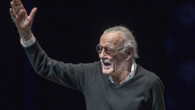 Stan Lee, the man who brought superheroes to life, dies at 95