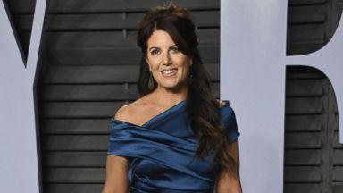 Monica Lewinsky shares when crush on President Clinton began