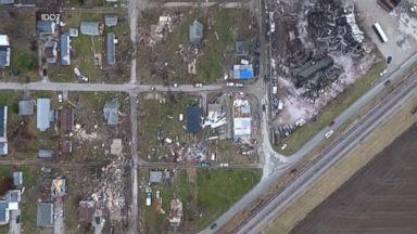 1 killed and dozens hurt during rare December tornado outbreak