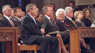 Bush shares 'beautiful gesture' from his father after 9/11