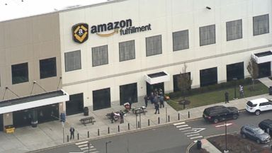 Amazon warehouse workers sickened after bear-spray incident
