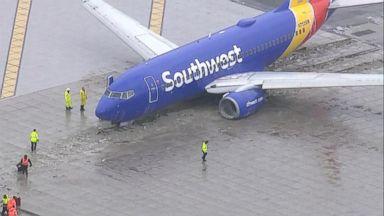 Southwest flight's terrifying landing