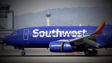 Southwest flight makes emergency landing at Orlando International Airport