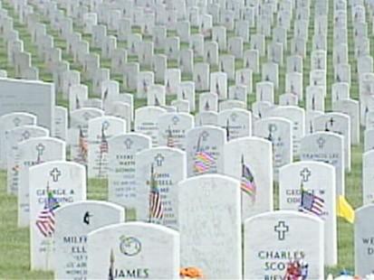 Image result for FBI Investigating arlington national cemetery