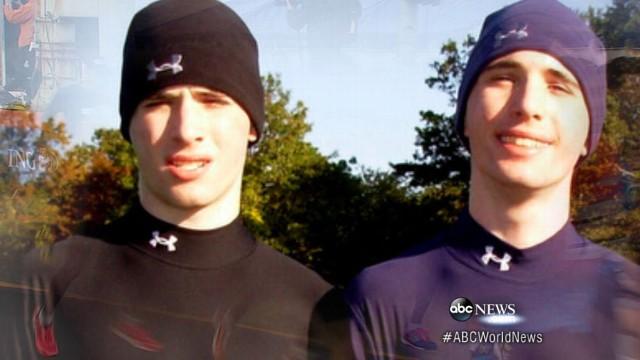Marathon Miracle Twin Autistic Brothers Make Triumphant