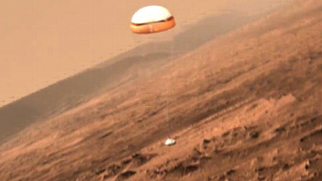 mars landing today news - photo #21