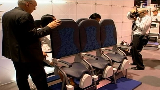 Passengers Forced To Stand For Five Hour Flight Russian
