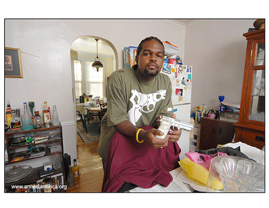 Armed America: Portraits of Gun Owners in Their Homes