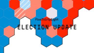 FiveThirtyEight updates Senate forecast
