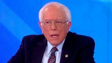Bernie Sanders mulling 2020 run: Trump must be 'defeated'